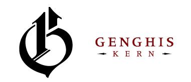 genghis_kern_logo